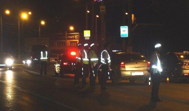 ГАИ Севастополя продолжает массово проверять водителей на состояние опьянения