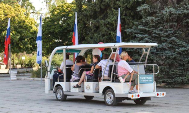 Экскурсии по Историческому бульвару и «Панораме» на электромобиле!