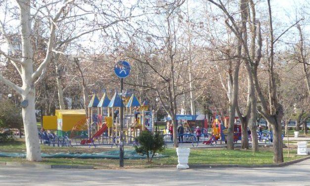 Жители Севастополя обсудили план реконструкции Комсомольского парка