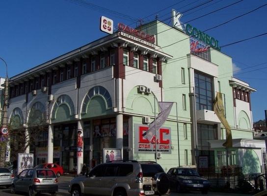 В Севастополе заново откроют торговый центр «Плаза»