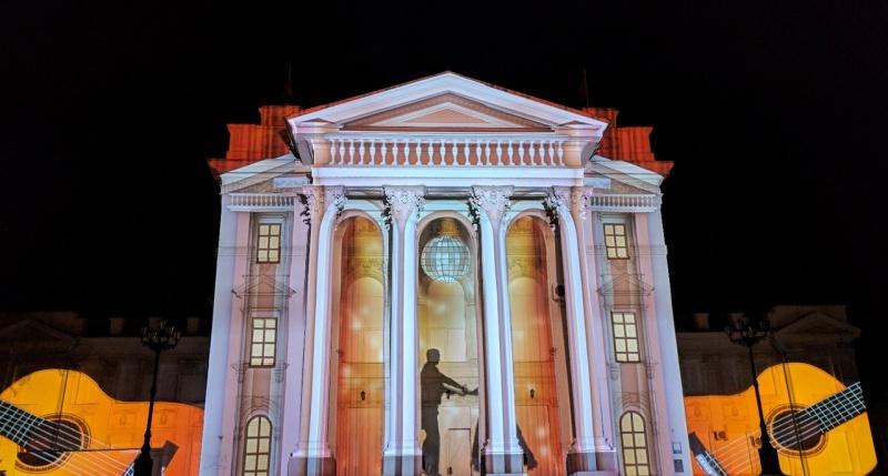 Как прошел Фестиваль Света в Севастополе