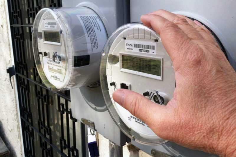 Мошенничество при установке счетчиков электроэнергии и газа