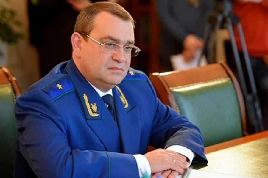 Новым прокурором города стал Марк Большедворский