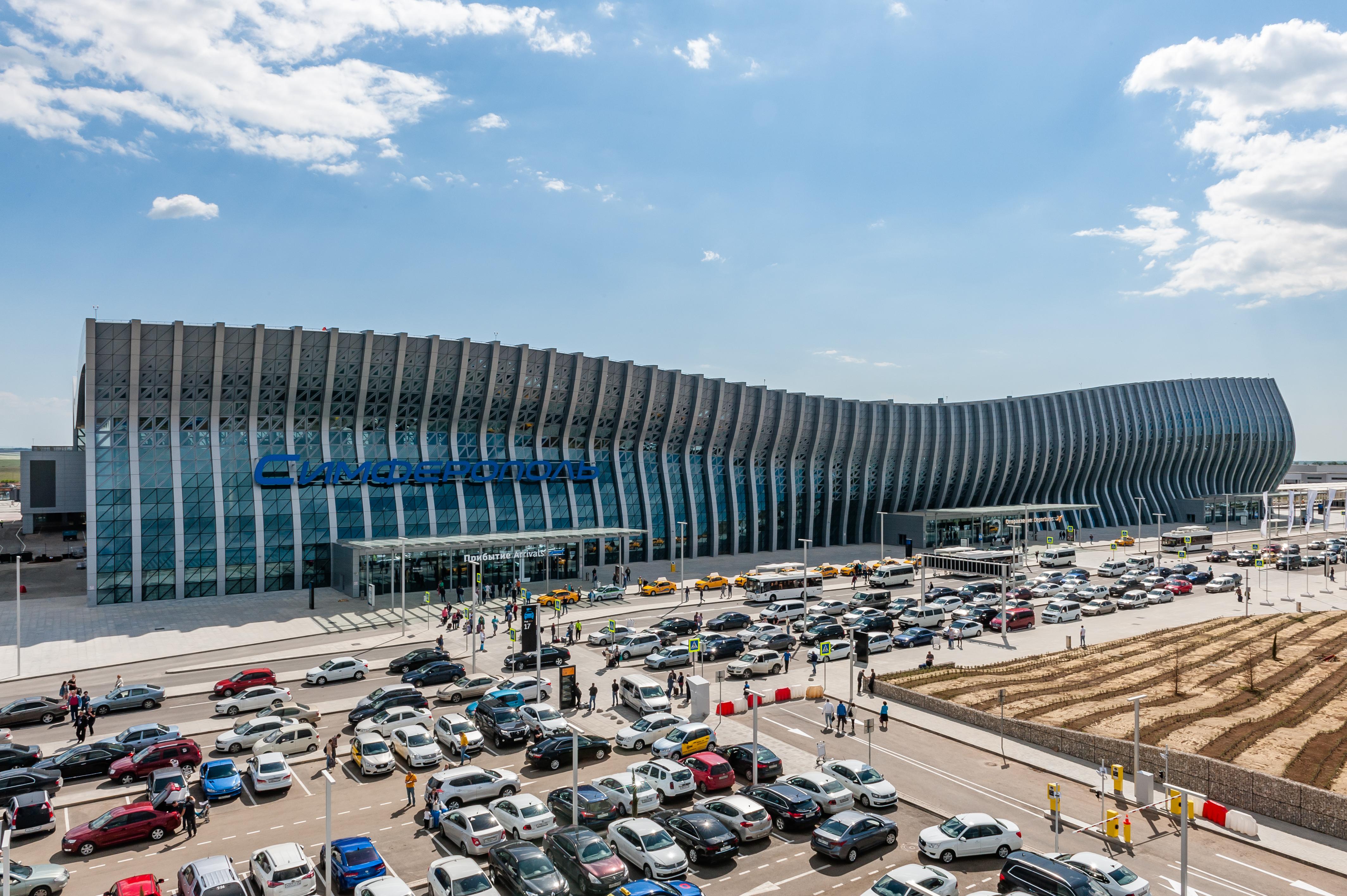 За полгода новый терминал аэропорта Симферополя принял более 26 тысяч рейсов