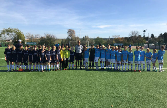 Стартовал детский футбольный международный турнир «Sevastopol Cup 2018»