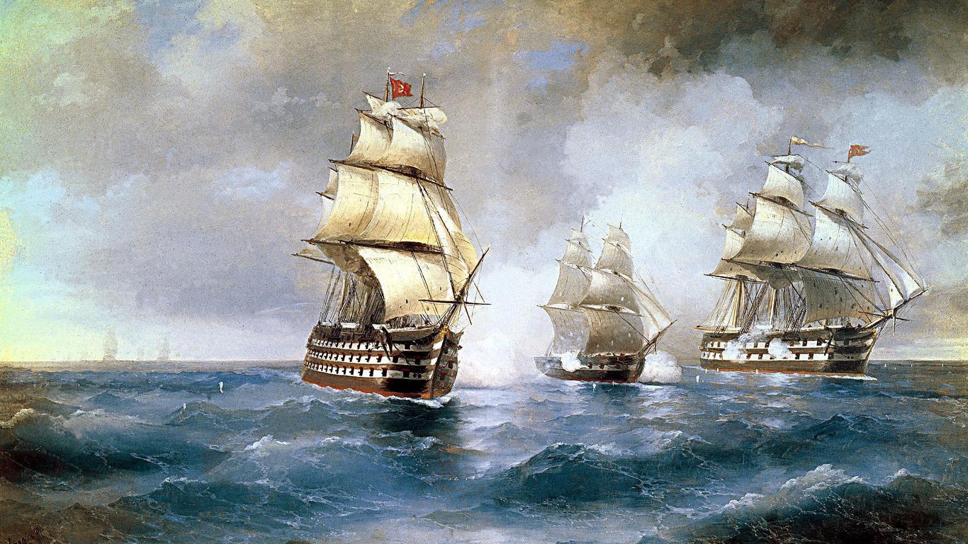 Морское собрание Севастополя намерено воссоздать легендарный парусник бриг «Меркурий»