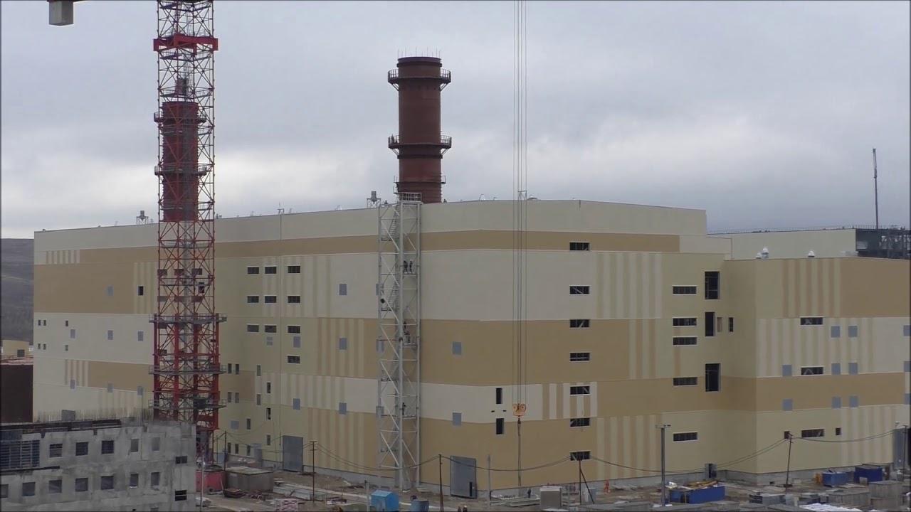Первый блок Севастопольской ТЭС официально запустят в конце недели