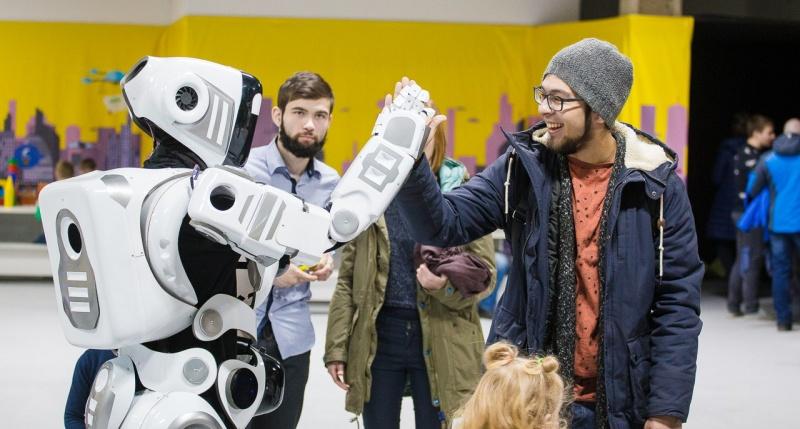 Выставка роботов «Робополис» откроется 27 октября