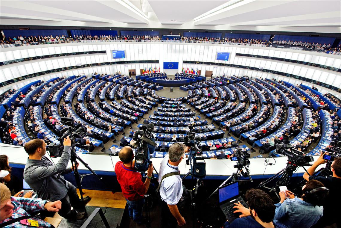 Европараламент принял резолюцию о создании должности спецпосланника Европейского союза по Крыму и Донбассу