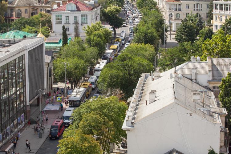 Ограничение дорожного движения и празднование «Дня народного единства»