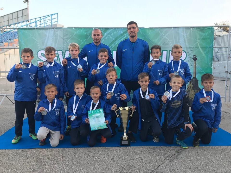 Турнир завершен. Результаты «Sevastopol Cup 2018»