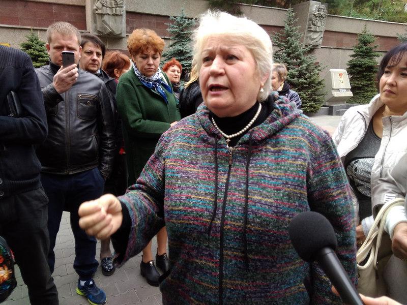 Место не выделили, предприниматели Сталинградского рынка в Правительстве Севастополя