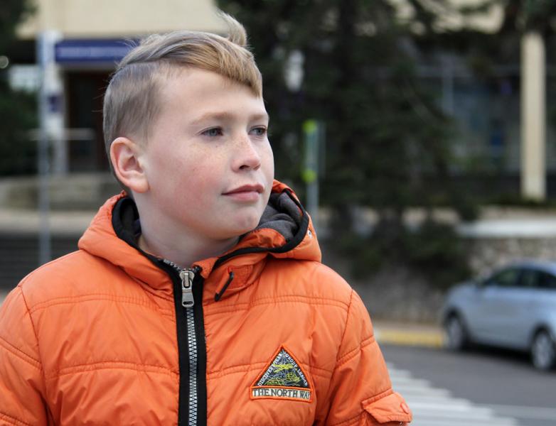 Юный севастополец спас ребенка в Сочи, его наградят в Совете Федераций