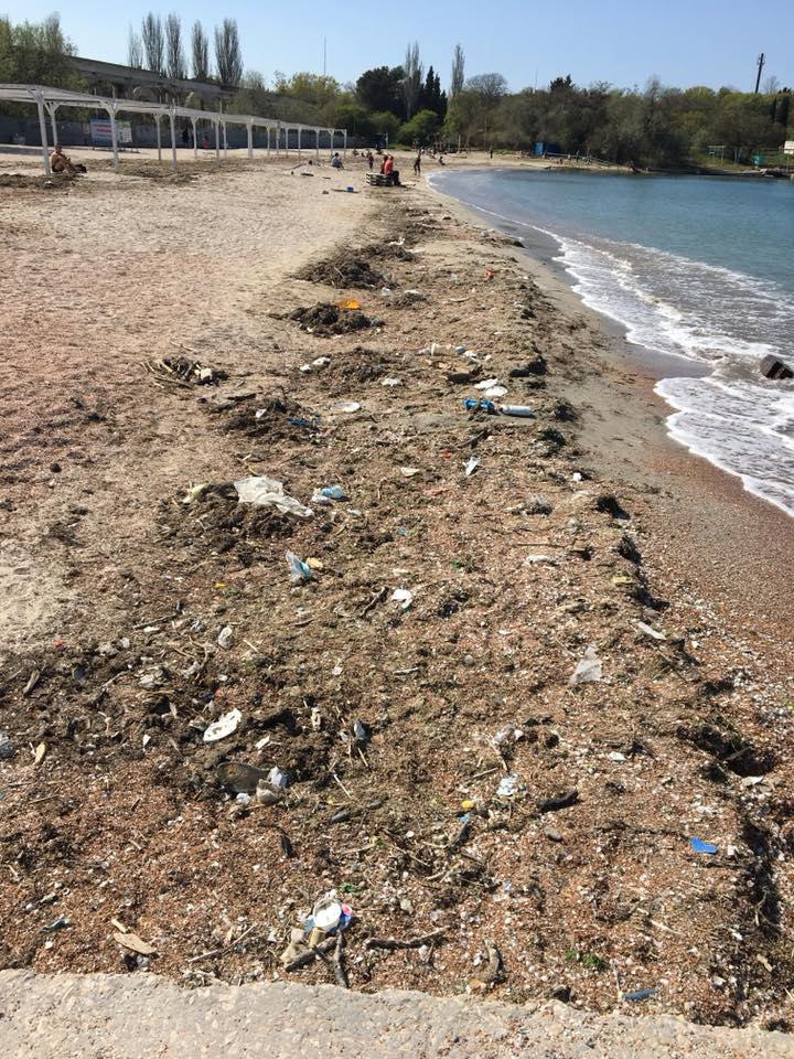 Севастополь может потерять пляж «Омега»