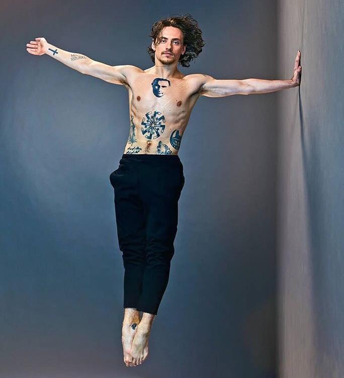 Украинский танцовщик Полунин станет художественным руководителем балетного училища