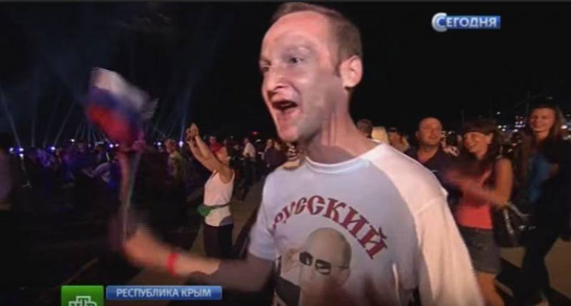 Журналист «Примечаний» Евгений Гайворонский хочет назад в Украину