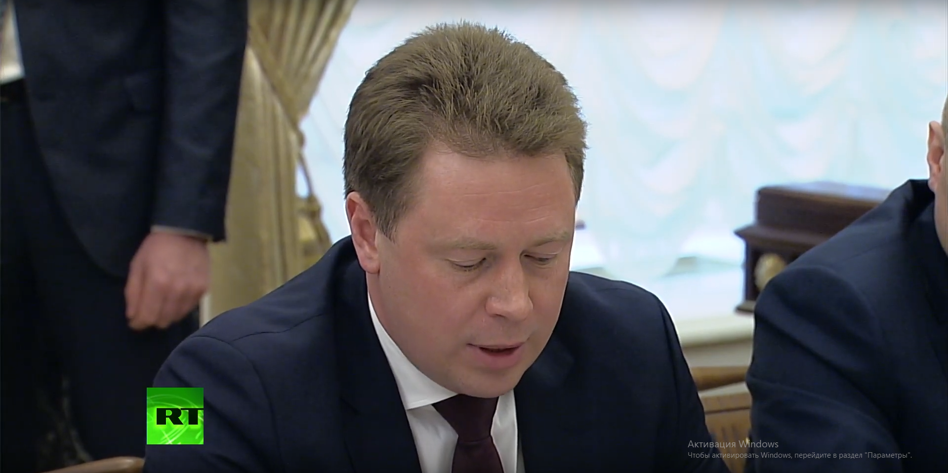 Овсянников отчитался перед Путиным на совещании с членами правительства по результатам развития Севастополя