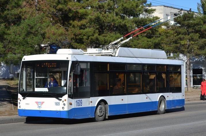 В Севастополе перестанут ходить четыре троллейбусных маршрута по вине завода «Тролза»
