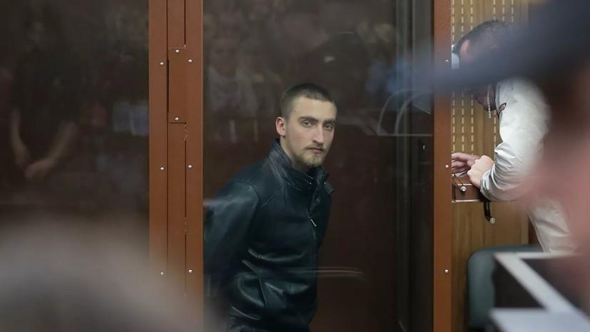 За актера Павла Устинова поднялись люди театра и кино