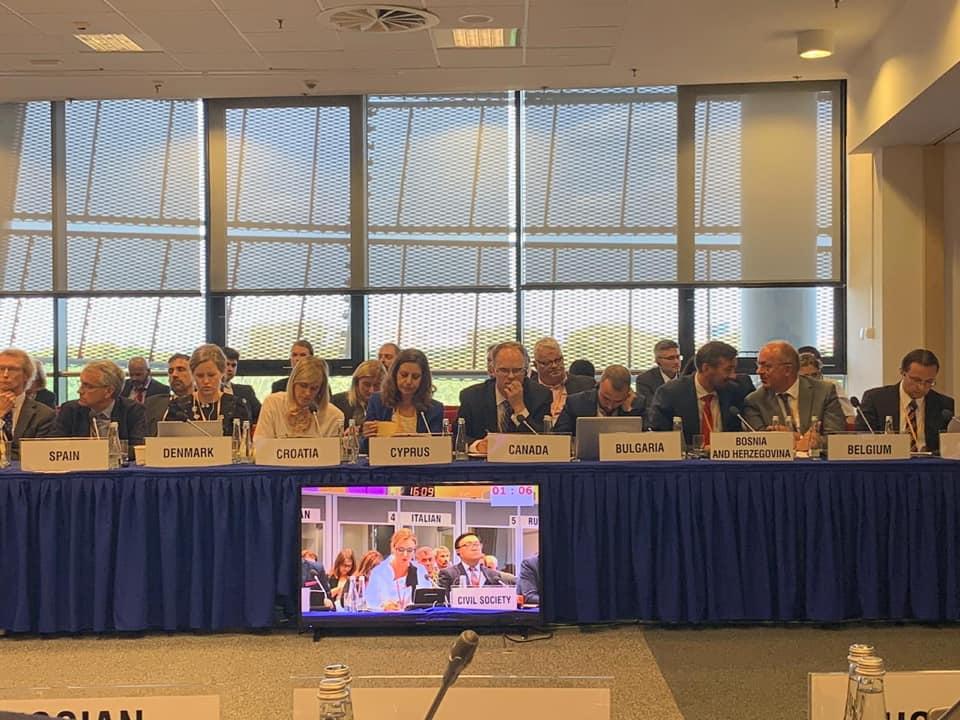 Украина попыталась сорвать выступление крымского делегата в ОБСЕ
