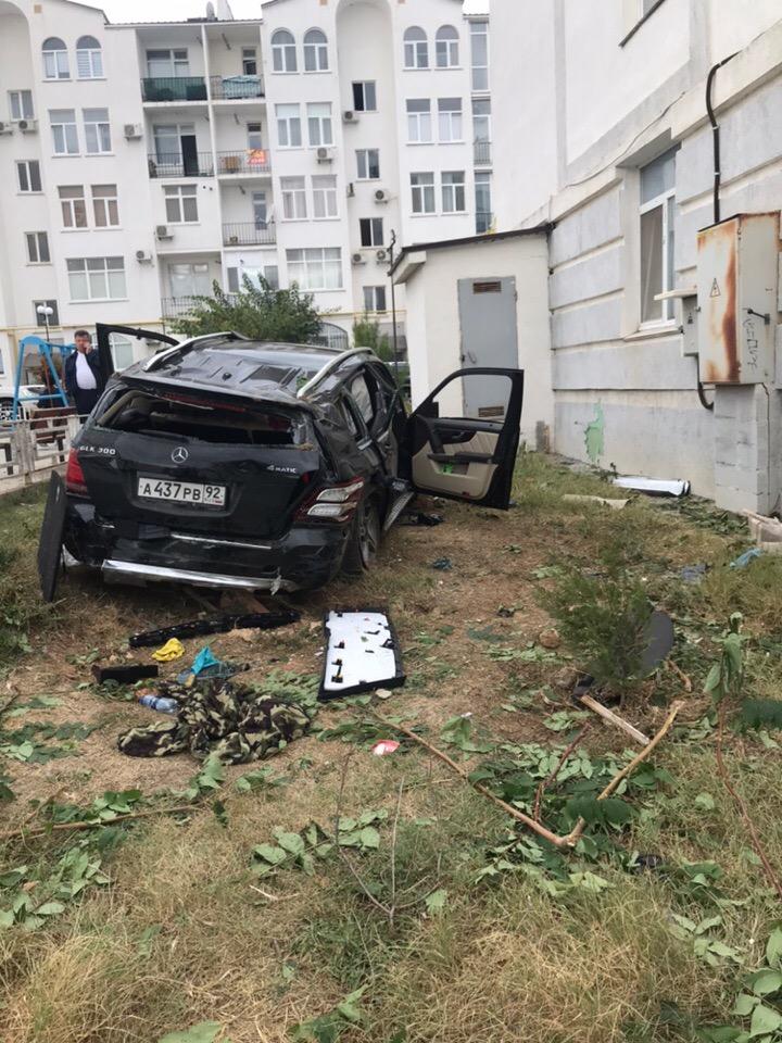 ДТП Севастополь 22.09.2019