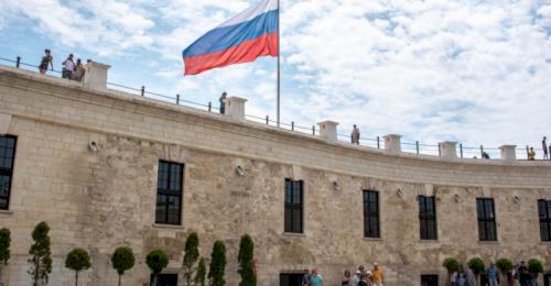 22 августа в России отмечают День Государственного флага Российской Федерации