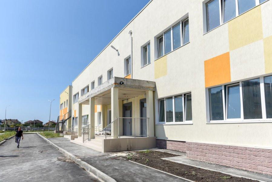 Детский сад на улице Шевченко в Севастополе готов на 95%