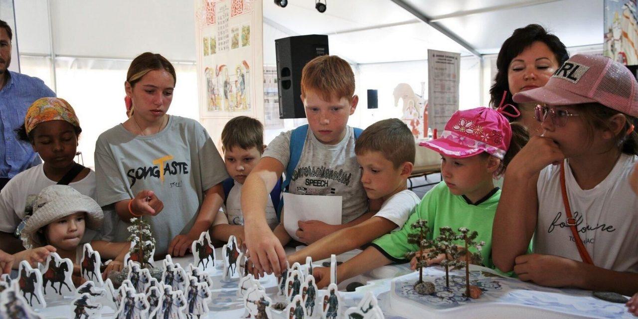 Интерактивная выставка-квест «Александр Невский. Легенда средневековой Руси»