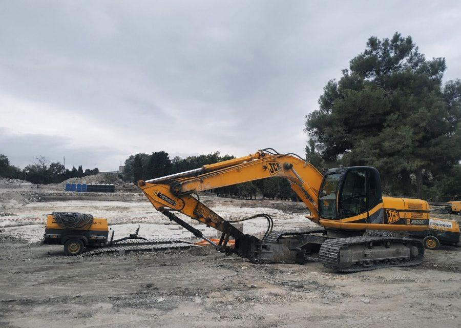 Известна стоимость масштабных раскопок на территории пригорода Херсонеса