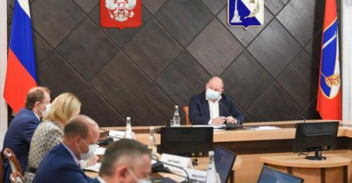 Михаил Развожаев поручил организовать проверку работы лагеря «Ласпи»