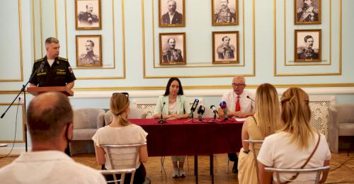 Молодёжный яхтенный поход «Паруса памяти Чёрного моря-2021» стартует из Севастополя