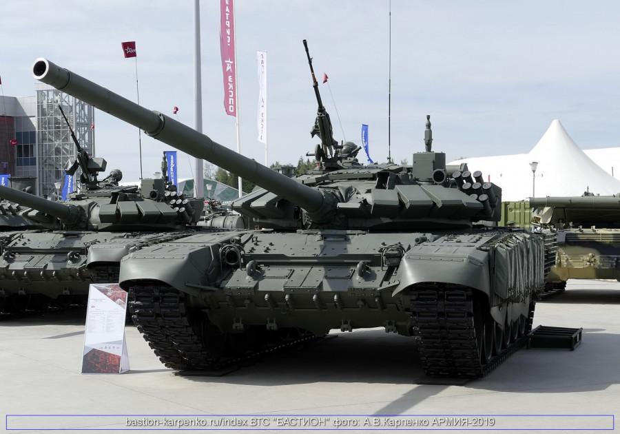 На форуме «Армия-2021» в Севастополе покажут «танковый вальс»