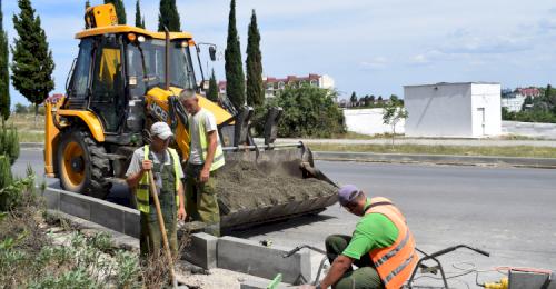 На ремонт дорог в районе бухты Круглой выделено 135 млн рублей