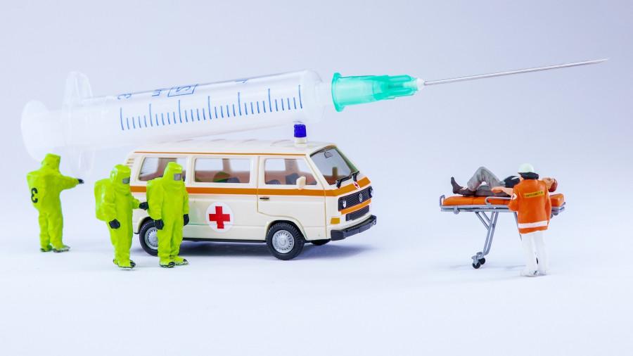 Несколько тысяч севастопольцев не пришли на вторую прививку от ковида
