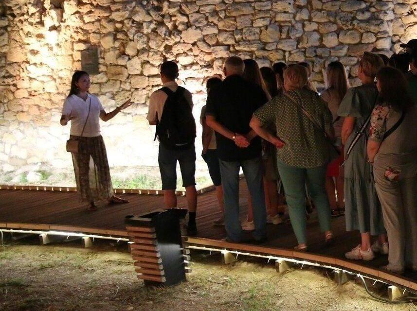 Ночная экскурсия «Херсонес всвете эпох»