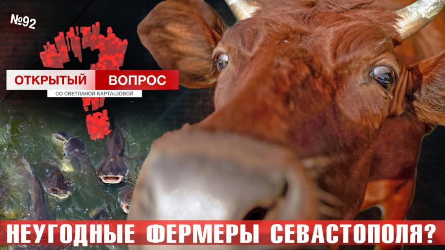 Открытый вопрос: Неугодные фермеры Севастополя