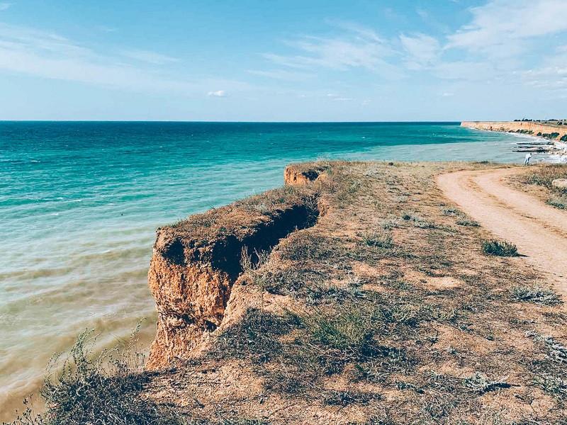 Под Севастополем пришлось уничтожить 20 метров береговой линии