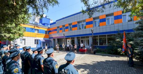 Пожарной охране Севастополя –146 лет