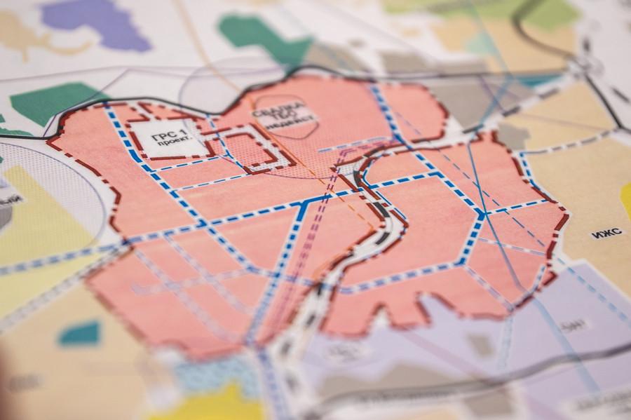 Развитие на 10 лет вперёд обсудили в Севастополе