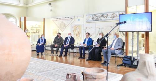Севастопольцам представили концепцию историко-археологического парка «Херсонес Таврический»