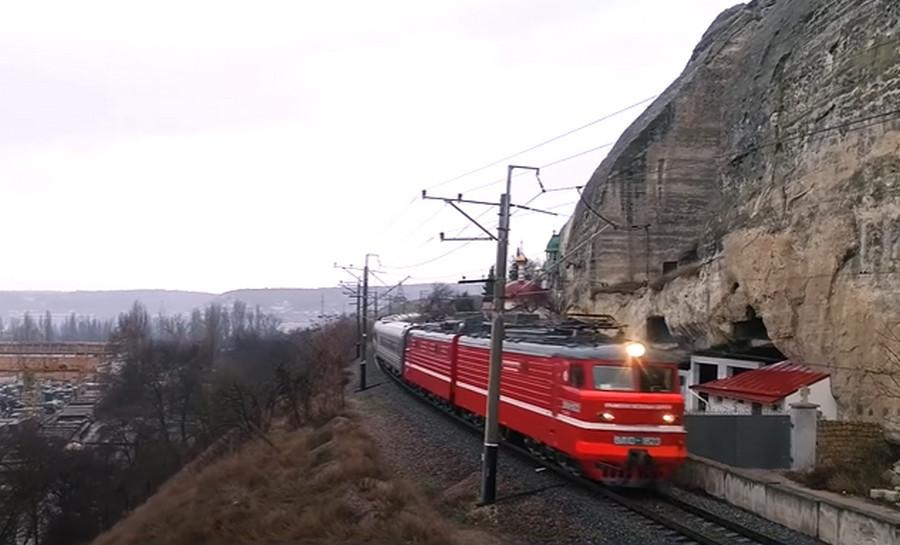 Севастопольская городская электричка сможет перевозить до 8 млн пассажиров в год