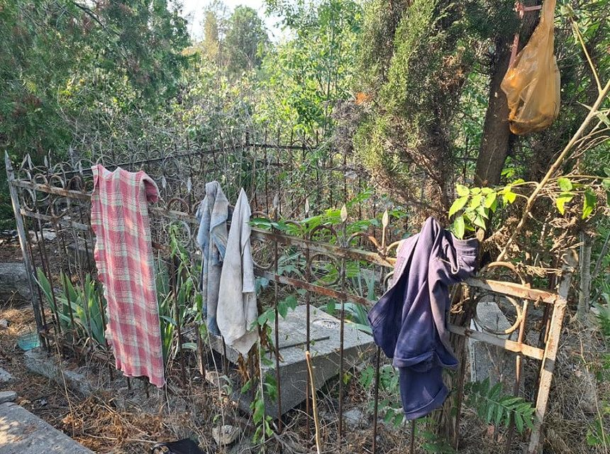 Севастопольское кладбище ужасает не только мистиков