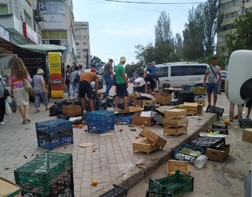 СевСети #1296. Разгон рынка, штормящее море и страдающая сторона Севастополя