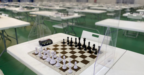Стартовал севастопольский этап соревнований по шахматам «Гран-При Черного моря»
