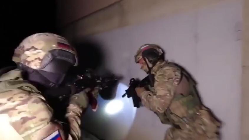 Террористическая ячейка в Севастополе пыталась «строить халифат»