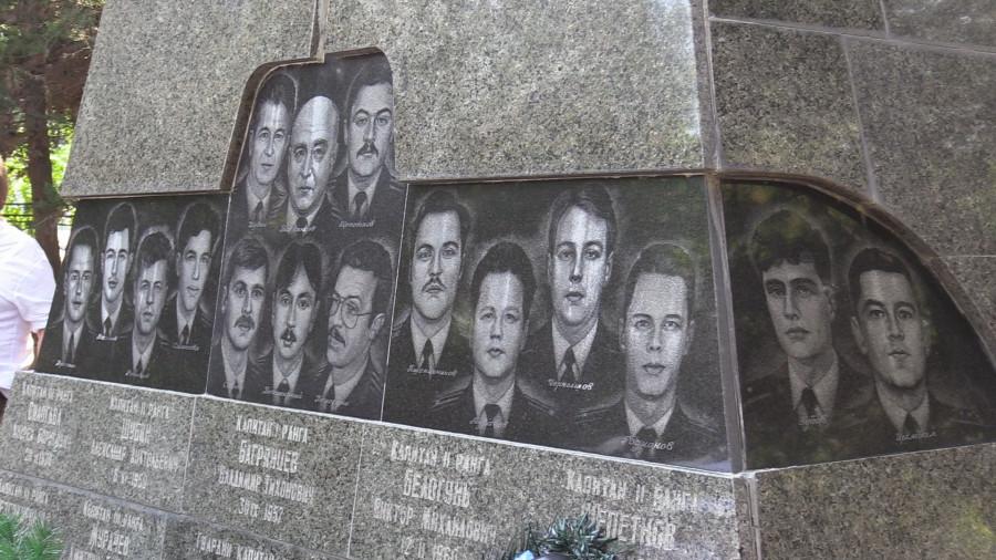 В Севастополе назвали поименно всех погибших на АПРК «Курск»