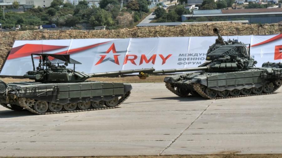 В Севастополе открылся форум «Армия-2021»