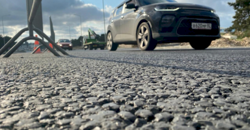 В Севастополе завершили половину работ по нацпроекту «Безопасные качественные дороги»