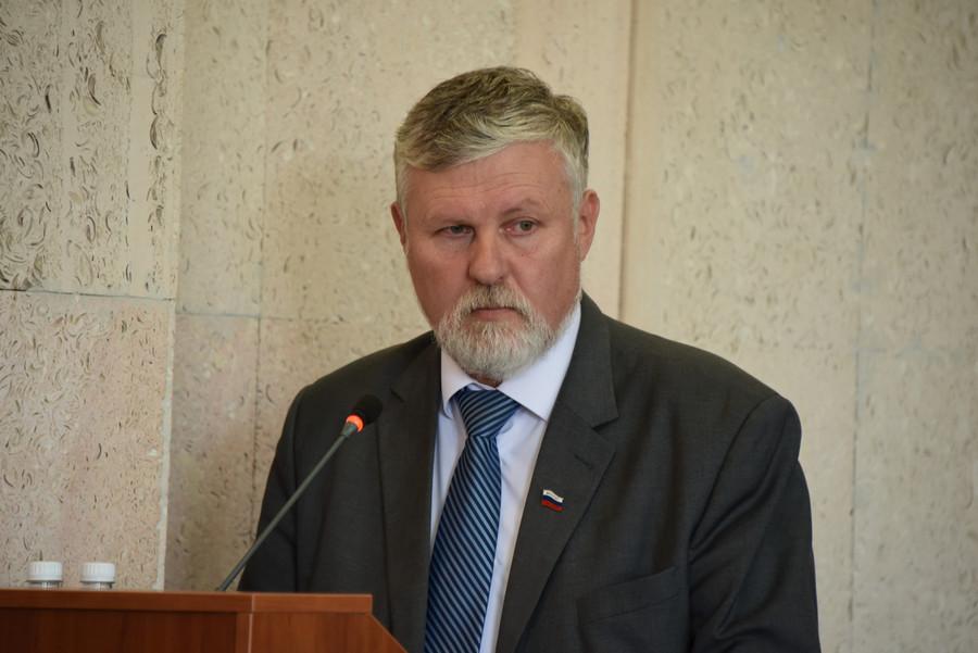 Вячеслав Аксёнов рассказал о решении водной проблемы Севастополя