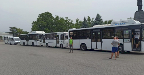 Временно остановлена работа парома и катеров по маршруту «Артбухта — Радиогорка»